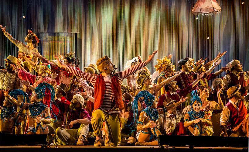 Cirque du Soleil – Alla vita! – expomilano2015