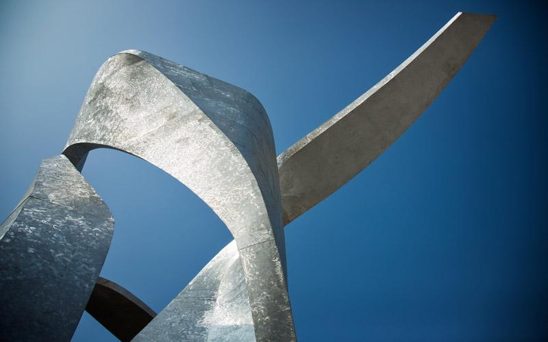Daniel Libeskind - scultura